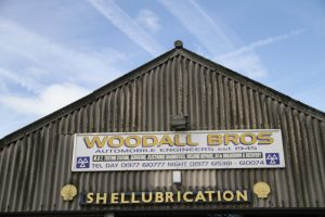 woodall brothers signage Garage in Hemsworth