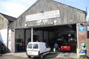 woodall brothers garage Garage in Hemsworth