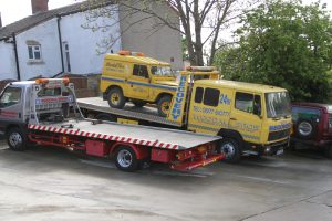 woodall brothers recovery service Garage in Hemsworth